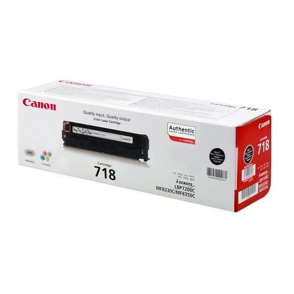 Картридж Canon-718Bk