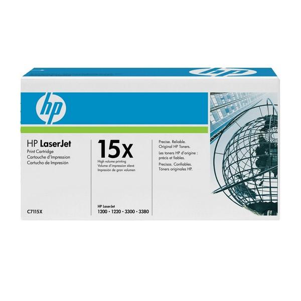 Картридж HP15X-C7115X