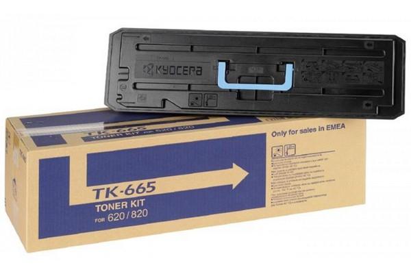 Картридж Kyocera TK-665