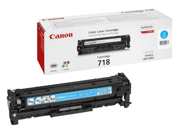 Картридж Canon-718C