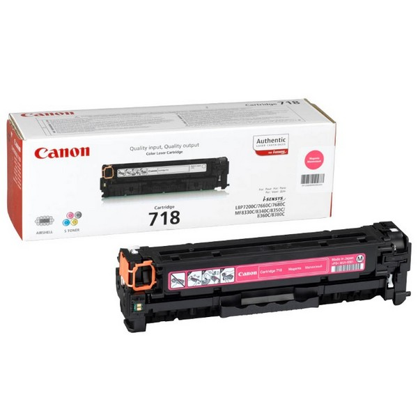 Картридж Canon-718M