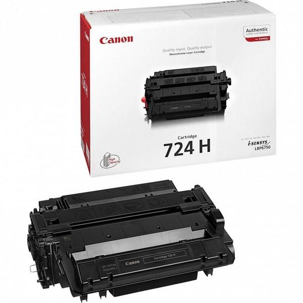 Картридж Canon-724H