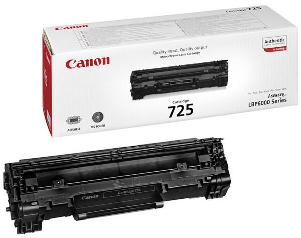 Картридж Canon-725