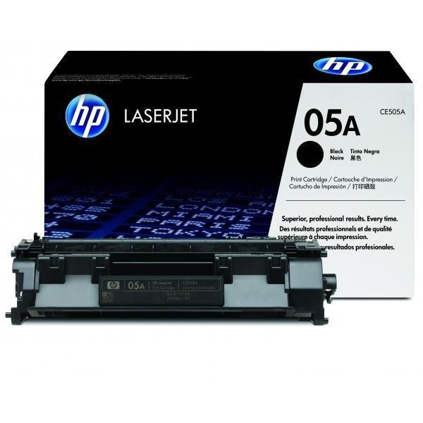 Картридж HP05A-CE505A