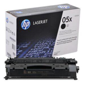 Картридж HP05X-CE505X