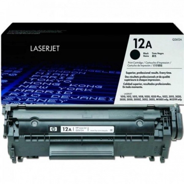 Картридж HP12A-Q2612A