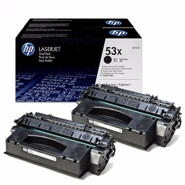 Картридж HP53XD-Q7553X