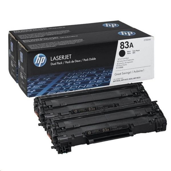 Картридж HP83AD-CF283A
