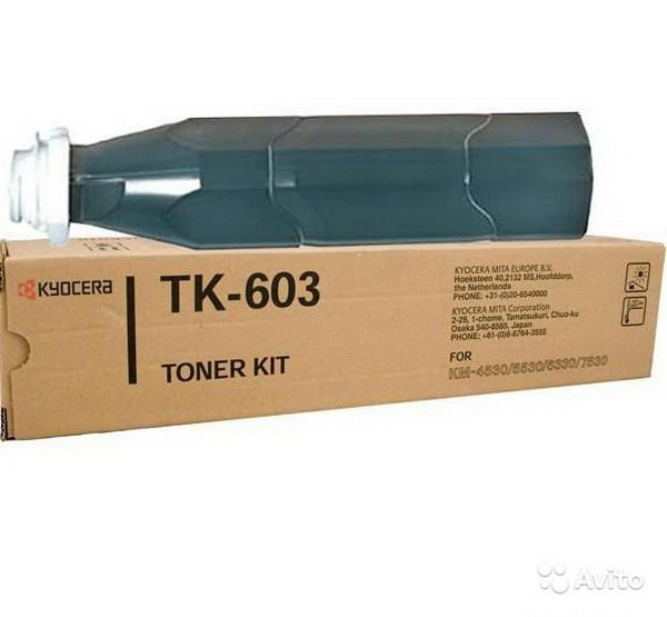 Картридж Kyocera TK-603